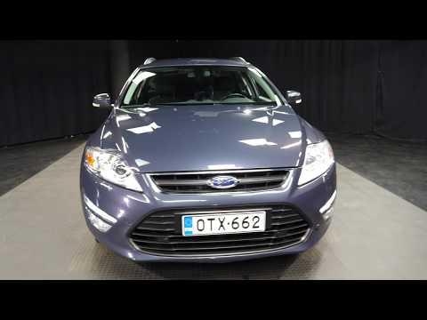 Ford MONDEO 2,0 TDCi 140 PowerShift Edition Wagon A, Farmari, Automaatti, Diesel, OTX-662