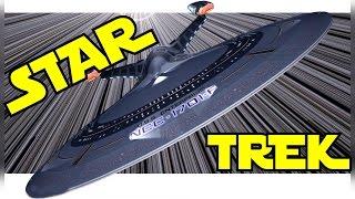 Эволюция звездолетов   STAR TREK