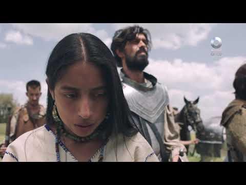 """Estrenarán serie histórica """"Malinche"""" el próximo sábado por Canal Once"""