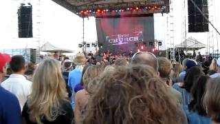 Eric Church - Without You Here Live in Wausau, WI.MOV