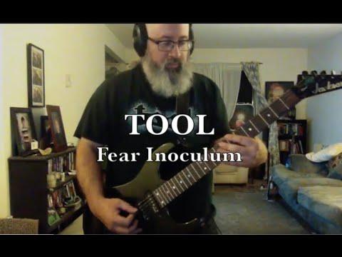 Tool - Fear Inoculum (Guitar Cover)