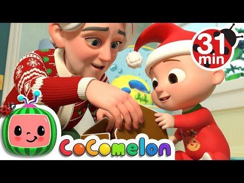 Christmas songs for kids | +More Nursery Rhymes & Kids Songs - CoCoMelon
