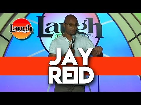 Jay Reid   Reality TV Stars   Laugh Factory Las Vegas Stand Up Comedy