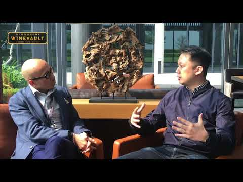 Ep 1-2 Luigi's Wines owner Looi Wan Teng shares how his wine passion became a business