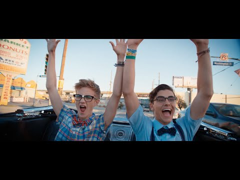 Jack and Jack - California (Official Music Video)