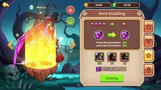 idle heroes 1000 heroic summons