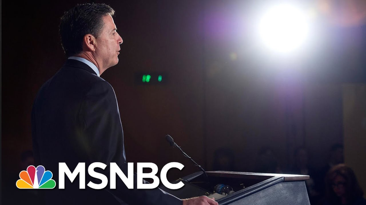 White House Defends Decision To Fire James Comey | Morning Joe | MSNBC thumbnail