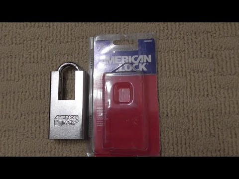 BEST GYM LOCKER LOCK PADLOCK American Lock A5300D Review SHOULD you BUY IT?