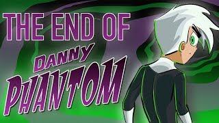 Why Did Danny Phantom End?