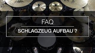 FAQ - SCHLAGZEUG AUFBAU LEICHT GEMACHT #052
