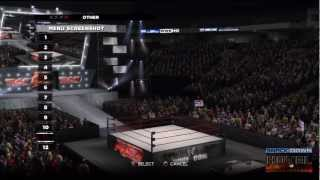 WWE '13 SDH Creations: WWE RAW 2006 - 2008 Arena