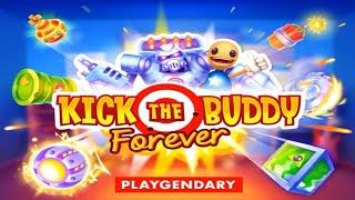 Kick the buddy forever и звёздные дети
