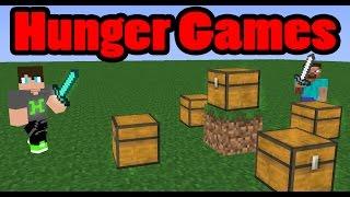 Minecraft Minigame Hunger Game ( Açlık Oyunları ) FANTASTİK TAKTİK!