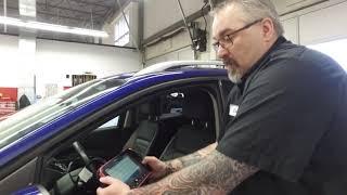 Cory on windshield calibration