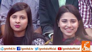 Iqra sings Atif Aslam's song Bheegi yaadein l Joke Dar Joke l 29 March 2019