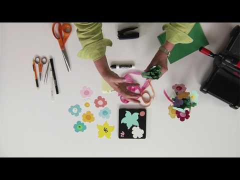 DIY Mother's Day Bouquet | Ellison Education Lesson Plan #12156