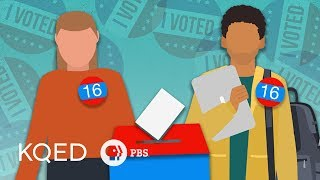Should Voting Age Be Lowered to 16?