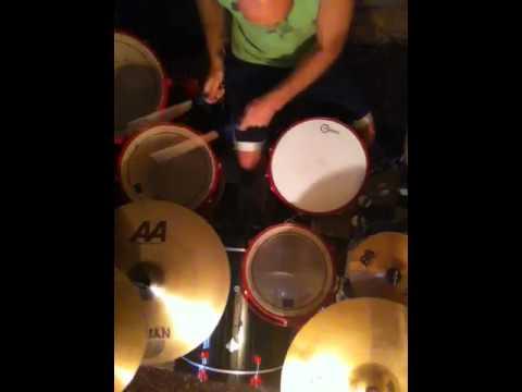 Studio Drum Solo...