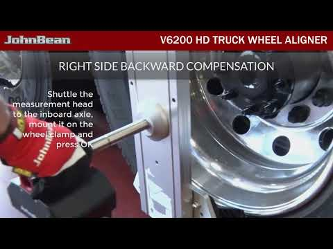 Truck Wheel Alignment Machine/Wheel Aligner (V6200)
