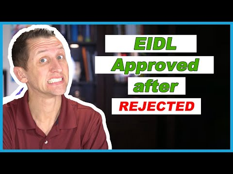 How to get EIDL Loan Approved