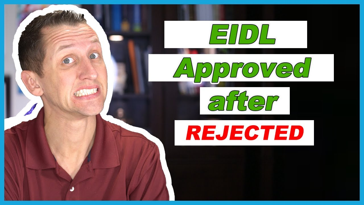 How to get EIDL Loan Authorized thumbnail
