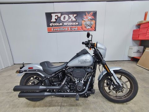2020 Harley-Davidson Low Rider®S in Sandusky, Ohio - Video 1