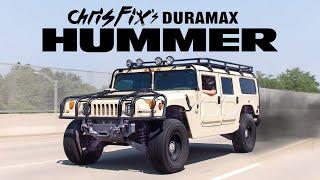 @ChrisFix's Hummer H1 Review - Torque Monster