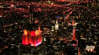 Empire State Building - Lights Show - Alicia Keys - Empire State of Mind