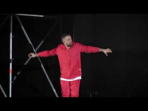 Баста   Я поднимаюсь над землёй (Краснодар 29 04 2018)