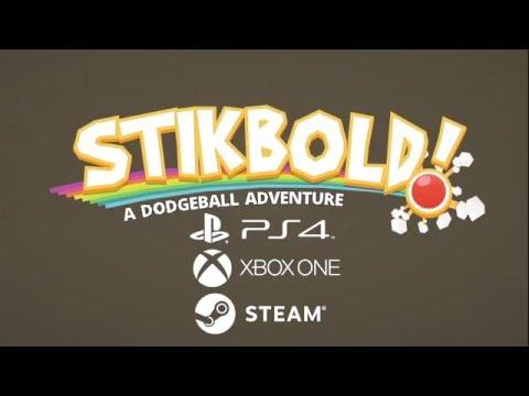 Stikbold Announcement Trailer | PS4, XB1 & PC thumbnail