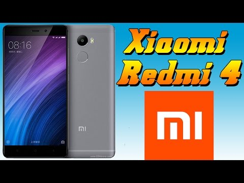 Xiaomi Redmi 4 с AliExpress Краткий обзор / Тест камеры / Отзыв о Shophelp.by