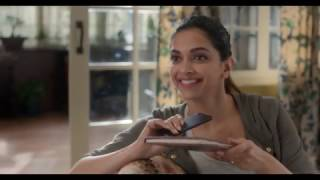 Want to know why Deepika Padukone is on her phone GetSetGoibibo with