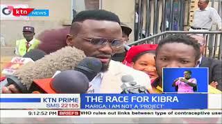 Mariga confirms candidacy for Kibra seat