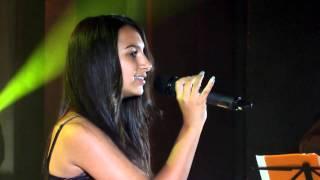 Rómsky hlások 2014 Bianka Jablonovská - Čerešne