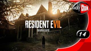 Resident Evil 7 прохождение - Не герой финал #14 [ 4K 60 fps ]