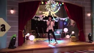 """Лодовика Комельо, Выступление Лодовики на """"The u-Mix Show"""" с итальянской версией песни """"Ven y Canta"""" 10/06/14"""