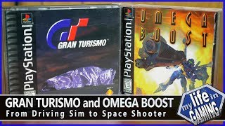 Gran Turismo / Omega Boost :: Before & After