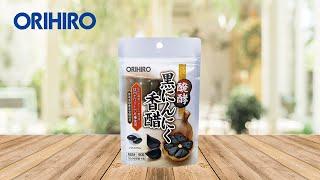 Tỏi đen tăng cường sức đề kháng Orihiro