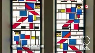 Environs - Les 100 Ans Du Mouvement De Stijl : Une Architecture Colorée.