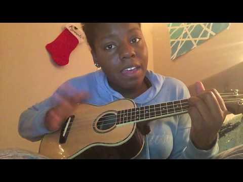 PUT Your Head On My Shoulder-Paul Anka (uke tutorial)