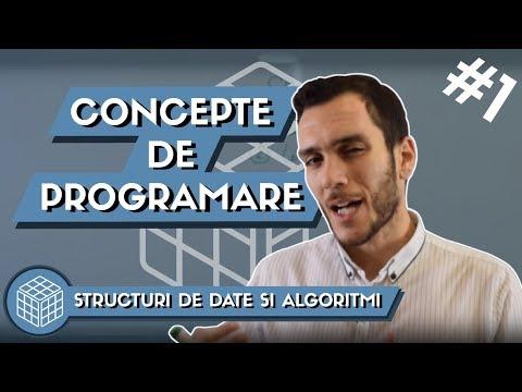 📌Introducere in Structuri de Date si Algoritmi | Concepte de Programare #1