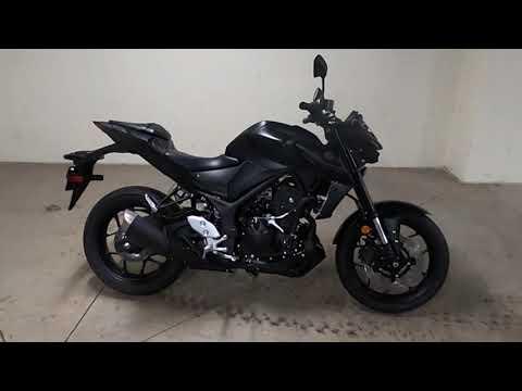 2021 Yamaha MT 03