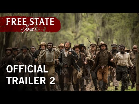 Free State of Jones | Official Trailer 2 | STX Entertainment