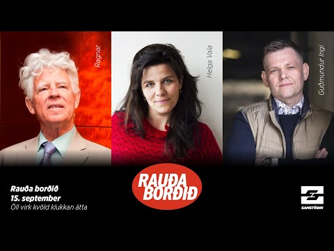 Rauða borðið: Glæpir & refsing