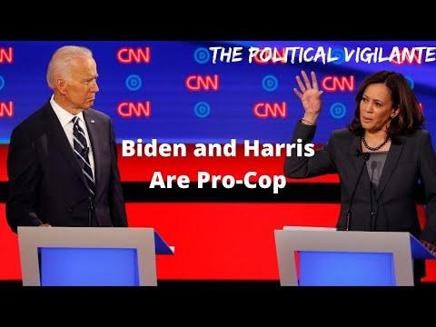 Biden And Harris Will Not Defund Police