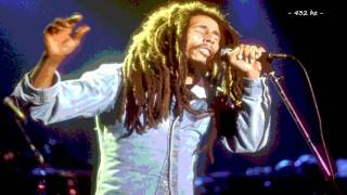 Gambar cover Bob Marley & The Wailers - No Woman No Cry (Live at The Lyceum) - A=432hz