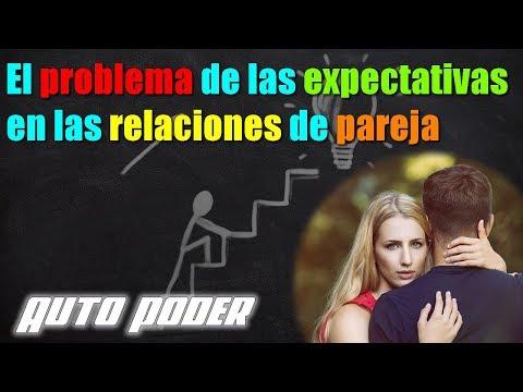 El problema de las expectativas en las relaciones de pareja