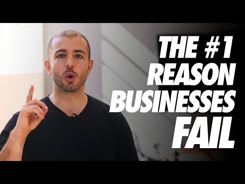 , title : 'The #1 Reason Why Businesses Fail (How To Avoid Business Failure)