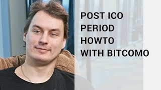 Post ICO period howto with Bitcomo