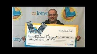It's A Double $5 Million Whammy For Bay Area Lottery Winners WorldTimes Now